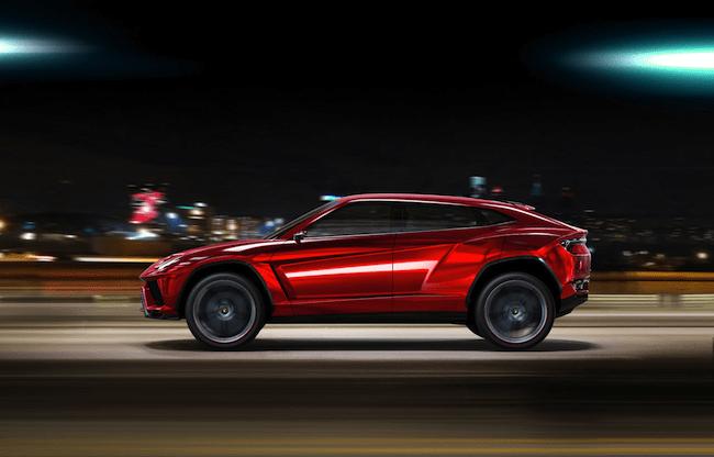 Lamborghini-Urus-Concept-side