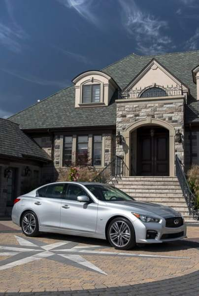 2014 Infiniti Q50 Review amee reehal