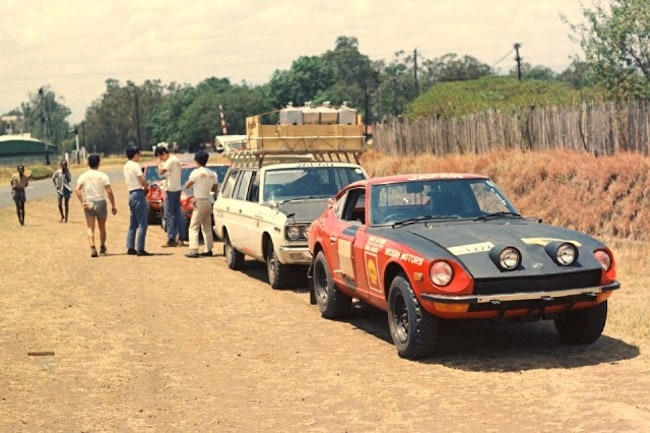 Nissan Safari Rally Z