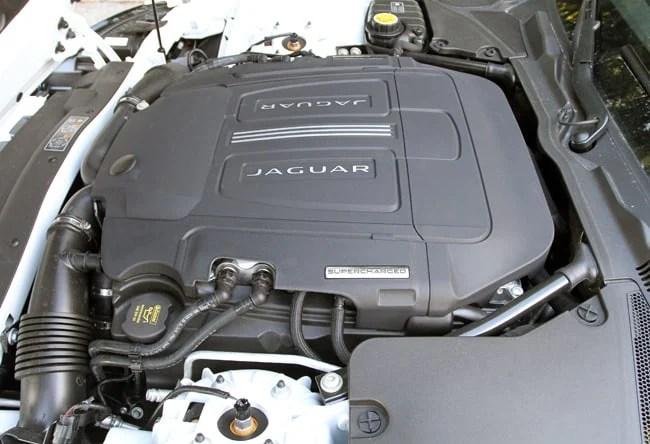 2013 Jaguar XK-R Review