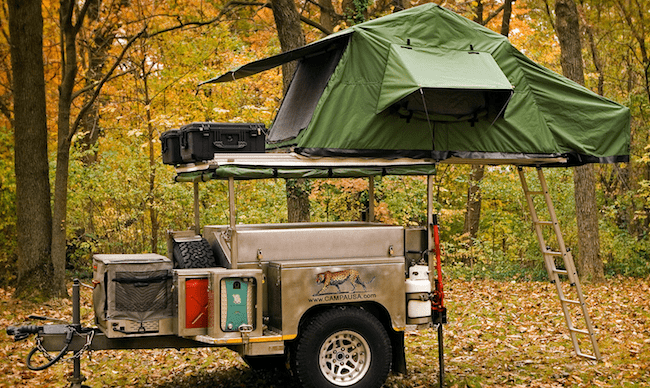 Campa USA All-Terrain Trailer