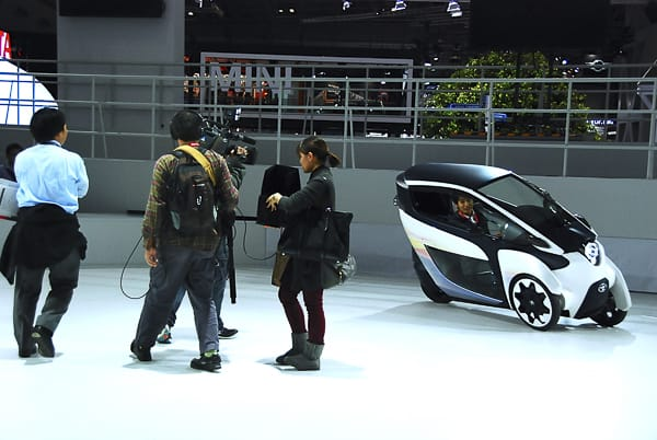 Toyota_i-Road 2013-tokyo-motor-show