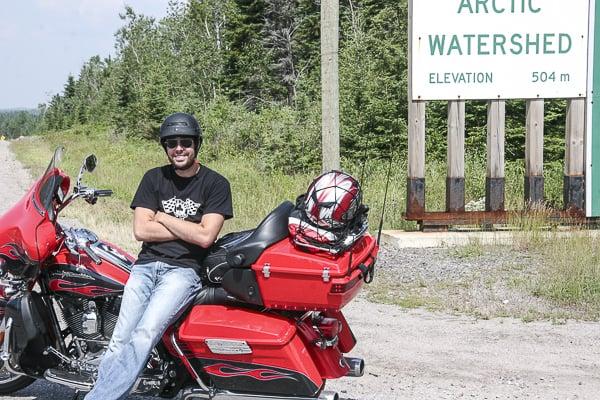 Harley-Davidson Electra Glide dustin woods