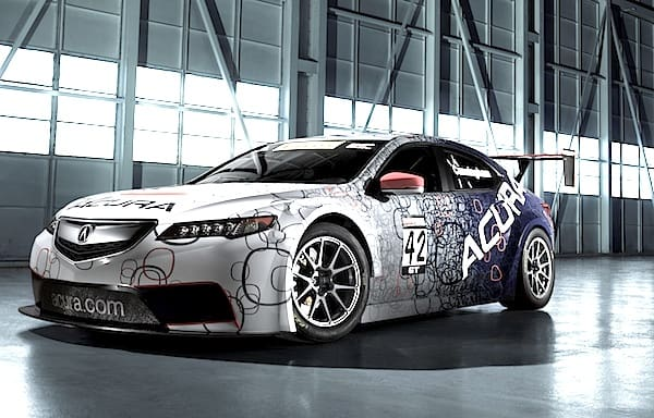acura motorsports unveils the 2015 acura tlx gt race car. Black Bedroom Furniture Sets. Home Design Ideas