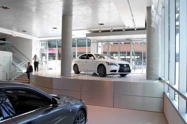 Regency Lexus
