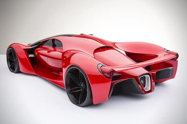 Ferrari-F80-Concept-rear