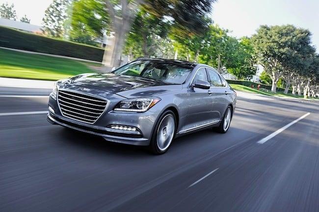 2015 Hyundai Genesis 3.8 Tech review