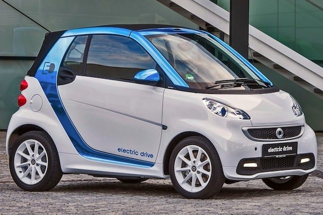 Photos of the all-new 2015 Smart ForTwo Photos