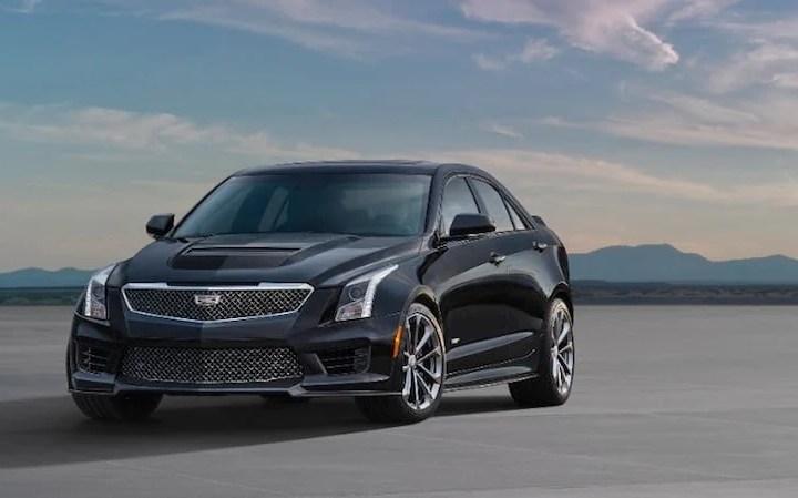 2016 Cadillac ATS-V Global Debut
