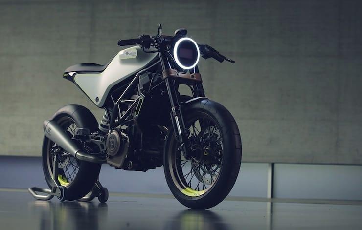 Husqvarna 401 Motorcycle Concepts