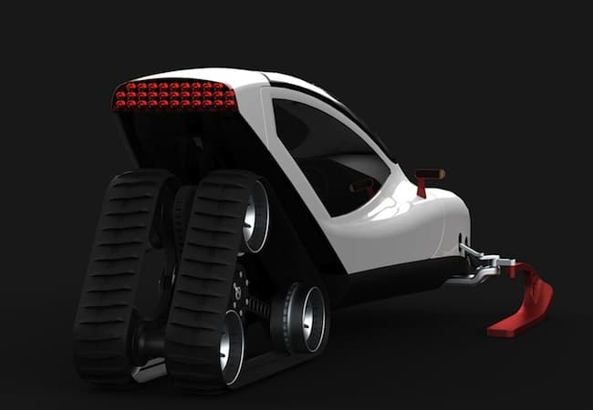 snow-crawler-snowmobile-concept-rear