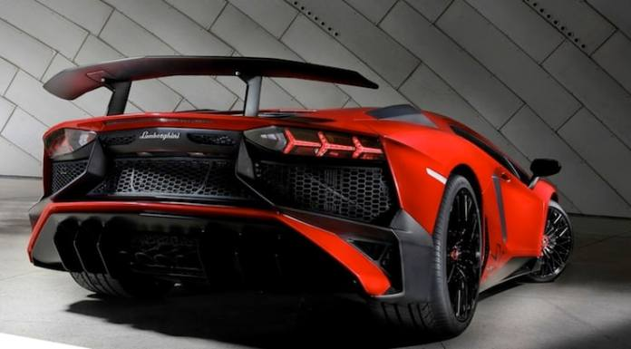 New Gallardo successor AVENTADOR LP 750-4 Unveiled in Shanghai