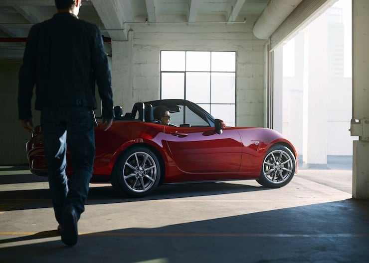 First Drive: 2016 Mazda MX-5 Review [Video]