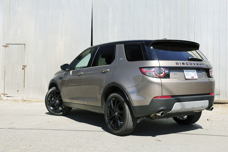 Drive: 2015 Land Rover Discovery Sport Review