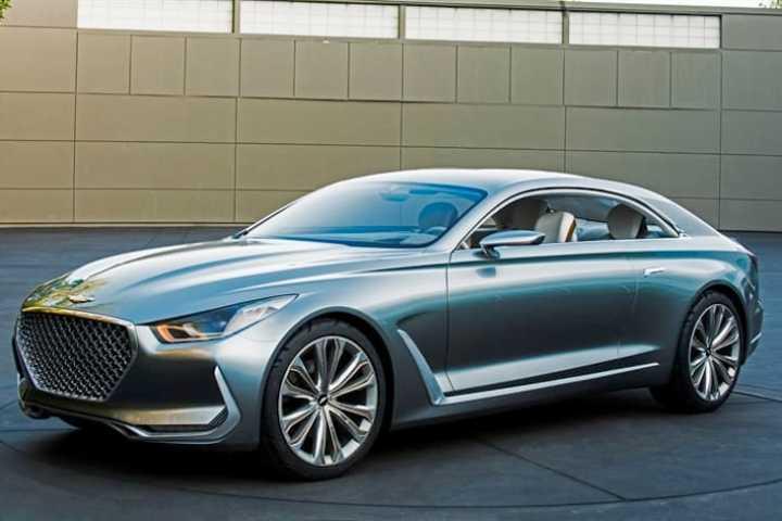 lacma hyundai Vision G Coupe Concept