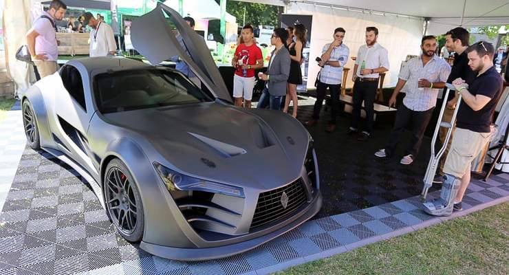 Annual Luxury and Supercar Weekend-26