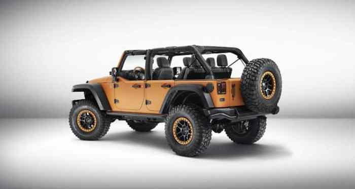 Wrangler Rubicon Sunriser