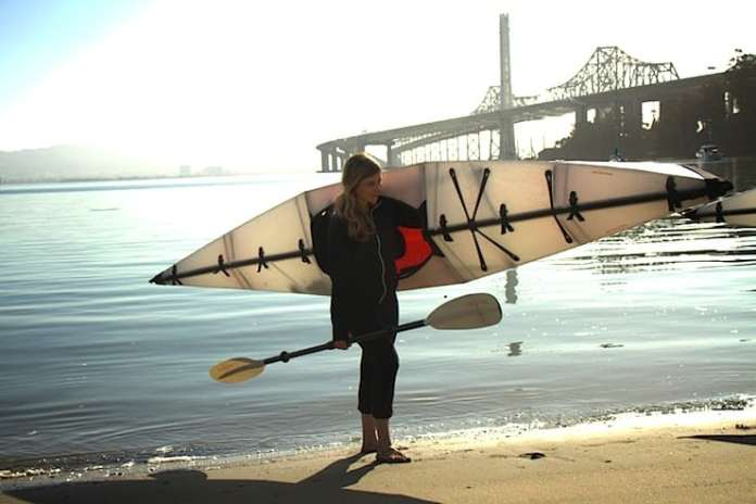 Oru Kayak Beach Foldable Kayak