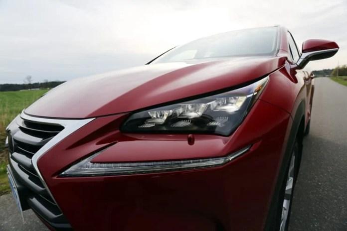 2016 lexus nx 300h review