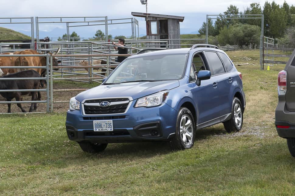 2017 Subaru Forester Review (16 of 22)