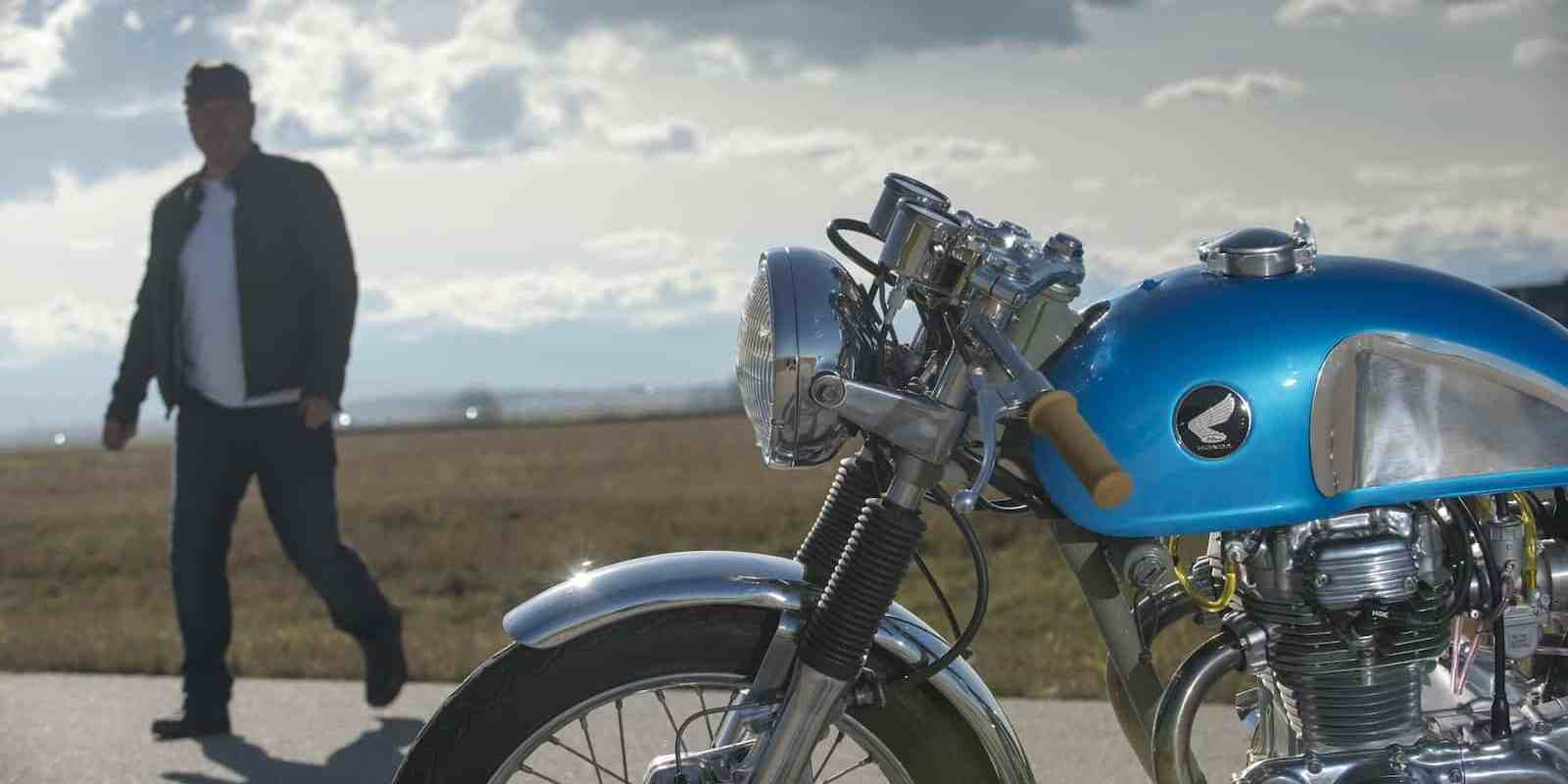 Hooked on Hondas: A 1974 Honda CB360 Cafe Racer Feature