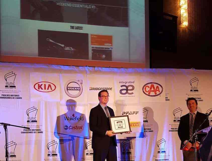 tractionlife 2016 kia best design award John Adzija