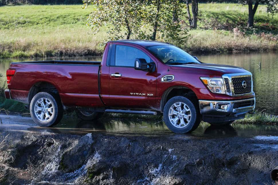 2017 Nissan TITAN XD review