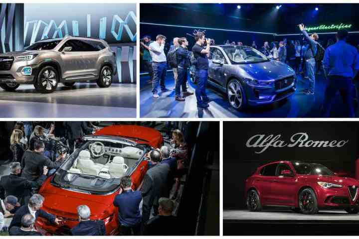 4 Top World Debuts from the 2016 LA Auto Show: SUVs Steal the Show