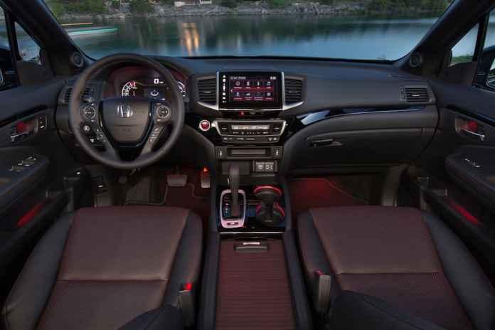 2017 Honda Ridgeline black edition review