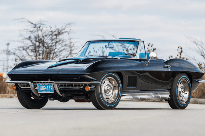 Throwback: 1967 Chevrolet Corvette Convertible