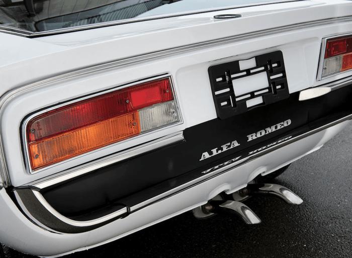 1973 Alfa Romeo Montreal