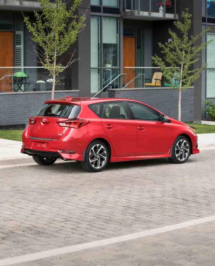 2017 Corolla iM Review