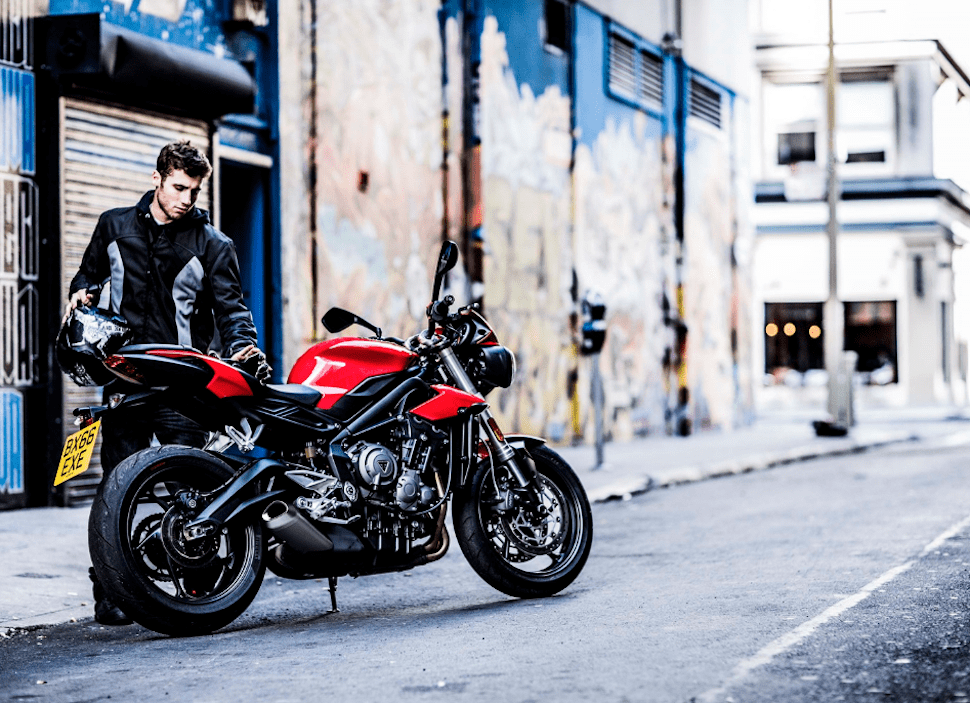 New Bikes: Triumph Introduces 2017 Street Triple S, R and RS Motorcycles