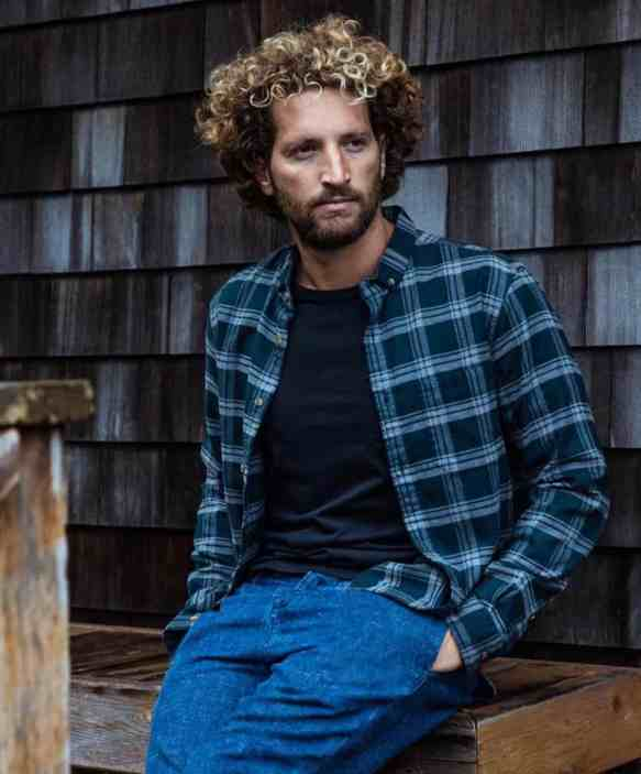 Weekend Essentials Outerknown Cascade Plaid Essential Shirt