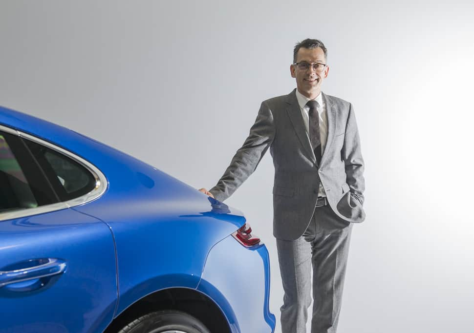 Our Chat with Porsche CEO on Hybrid-Performance