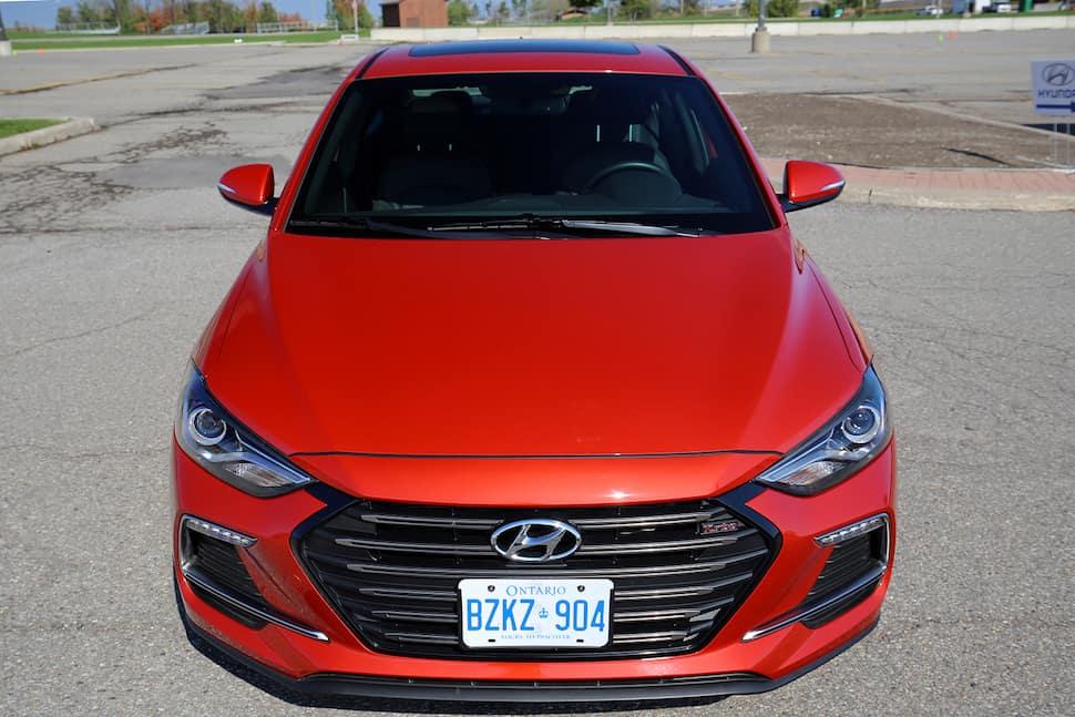 2017 Hyundai Elantra Sport Review -2