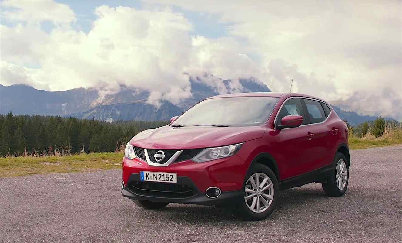 2017 Nissan Qashqai Review