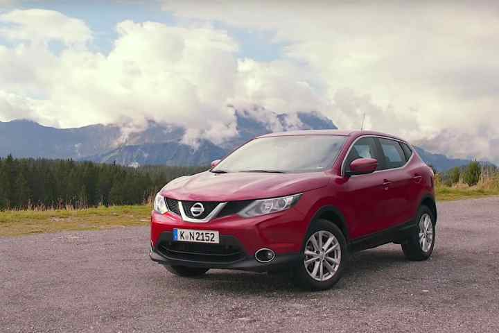 2017 Nissan Qashqai Pricing and Release Date Announced