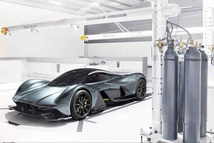 Aston Martin-Red Bull AM-RB 001 Concept Hypercar