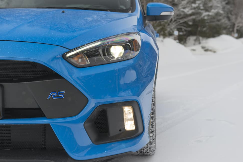 2017 Ford Focus RS Gallery