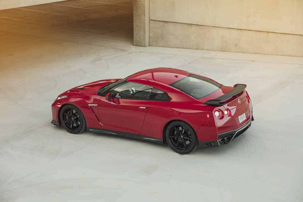 2017 Nissan GT-R Track Edition 1