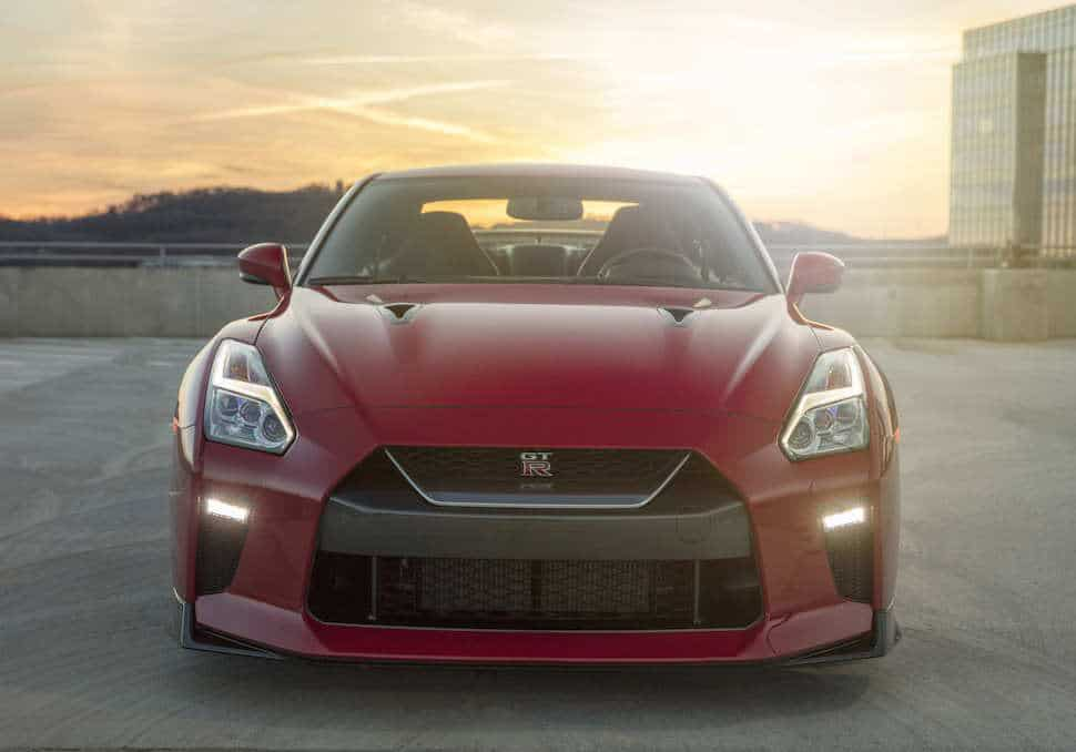 2017 Nissan GT-R Track Edition 4