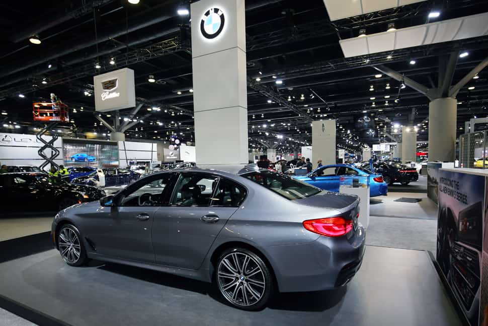 2017 Vancouver International Auto Show Gallery 4