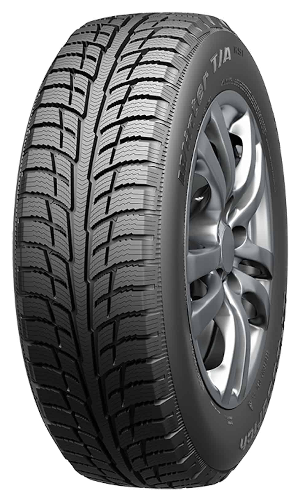 Tire Sizes Explained >> Review: New BFGoodrich Winter T/A KSI Tires