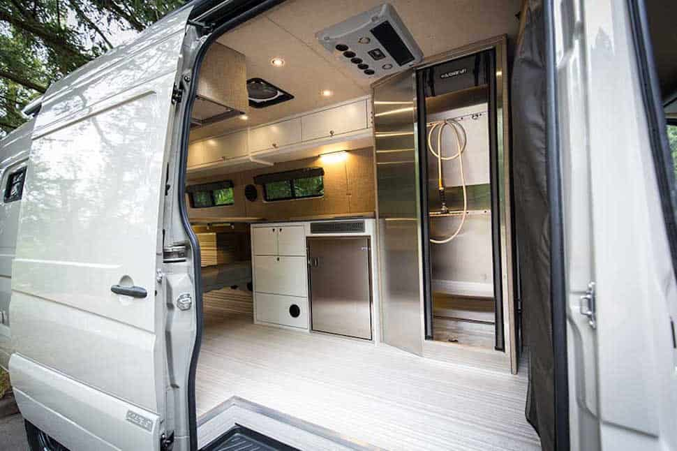 Valhalla 4x4 Camper Not Your Typical Sprinter Van