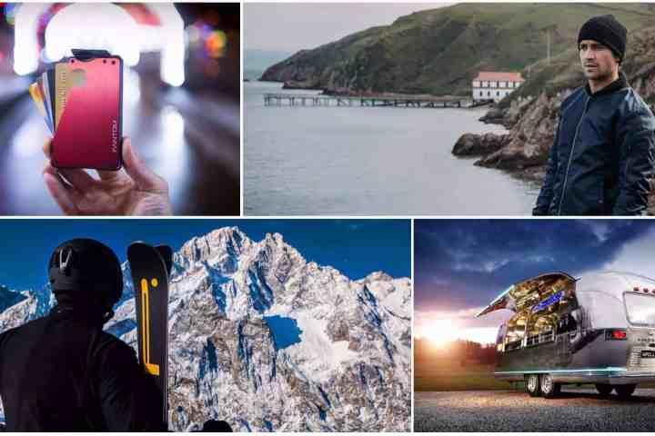 Weekend Essentials #19: Pirelli Skis, Slim Wallet, Airstream Mobile Bar, Coldsmoke Bomber