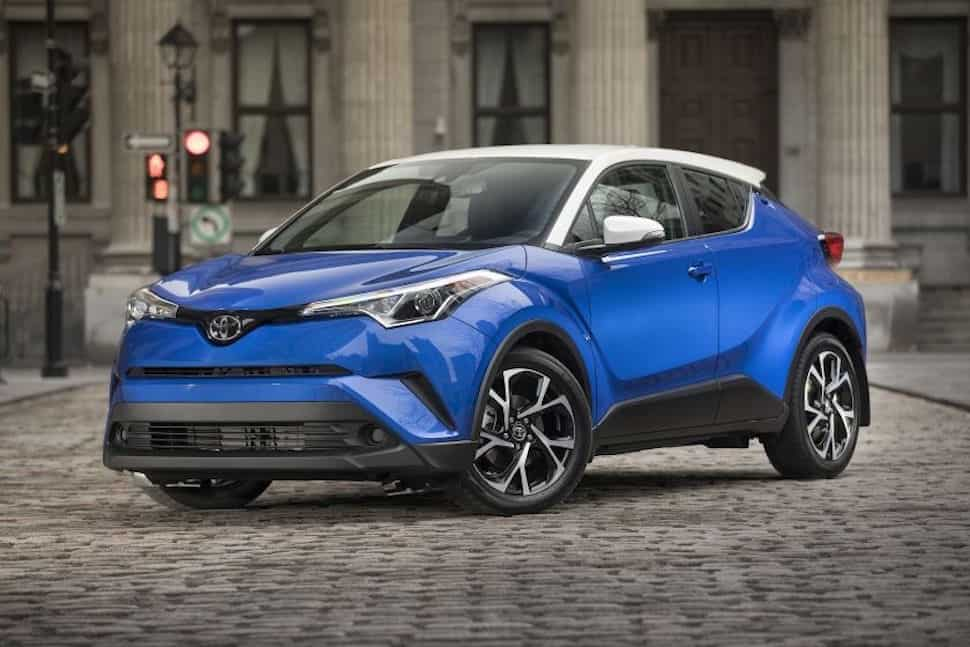 toyota s all new 2018 c hr urban friendly ambiguous crossover debuts. Black Bedroom Furniture Sets. Home Design Ideas