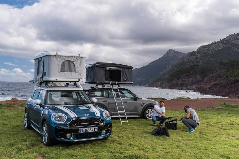 AUTOHOME roof tent MINI Countryman