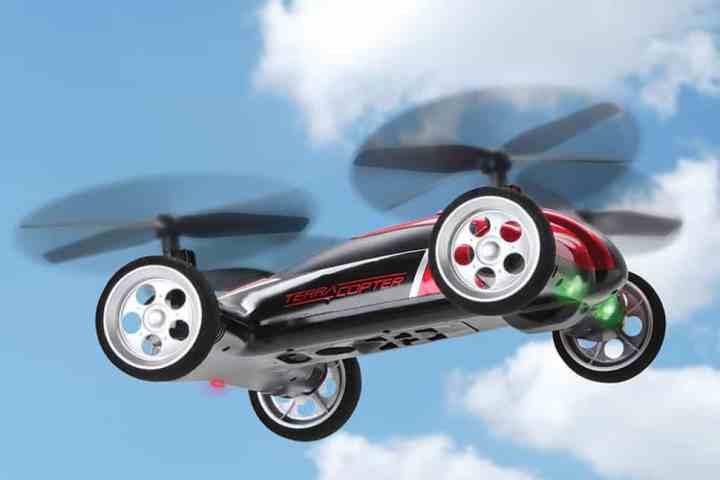 RC Flying Car by Hammacher Schlemmer