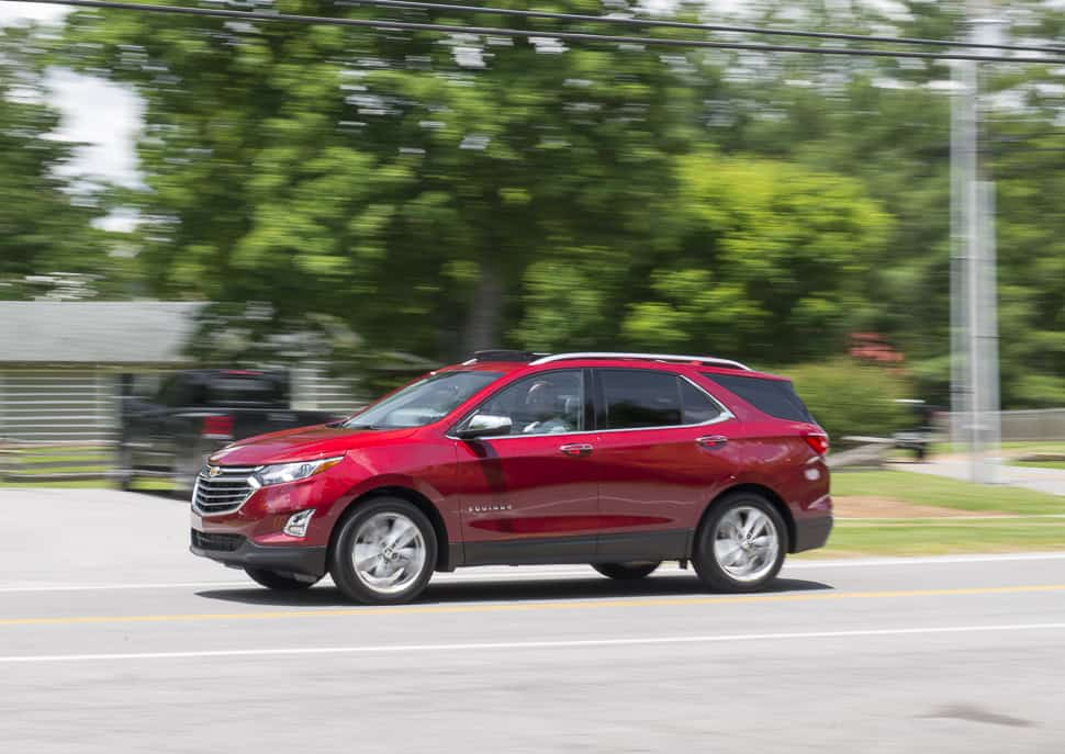 2018 chevrolet equinox redesign. unique chevrolet 2018 chevy equinox 20l turbo review amee reehal 11 of 20 on chevrolet redesign